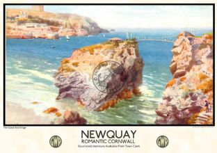 Newquay, Romantic Cornwall